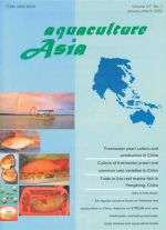 Aquaculture Asia Magazine, January-March 2002
