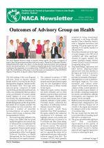 NACA Newsletter Volume XVII, No. 4, October-December 2002