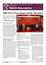 NACA Newsletter Volume XVIII, No. 1, January-March 2003