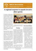 NACA Newsletter Volume XIX, No. 3, July-September 2004