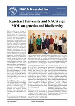 NACA Newsletter Volume XIX, No. 4, October-December 2004
