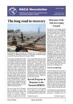 NACA Newsletter Volume XX, No. 1, January-March 2005