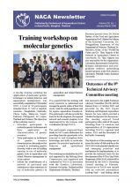 NACA Newsletter Volume XXI, No. 1, January-March 2006