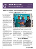 NACA Newsletter Volume XXII, No. 1, January-March 2007