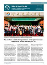 NACA Newsletter Volume XXIII, No. 3, July-September 2008
