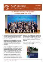 NACA Newsletter, Volume XXIV, No. 3 July-September 2009