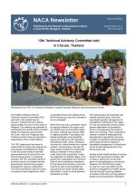 NACA Newsletter, Volume XXX, No. 2, April-June 2015