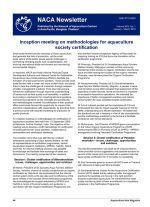 NACA Newsletter, Volume XXV, No. 1, January-March 2010