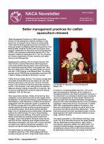 NACA Newsletter, Volume XXVI, No. 1, January-March 2011