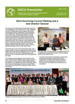 NACA Newsletter, Volume XXVI, No. 3, July-September 2011