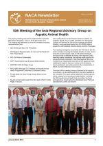NACA Newsletter, Volume XXVII, No. 1, January-March 2012