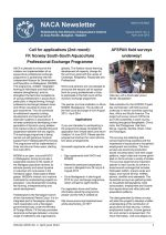 NACA Newsletter, Volume XXVIII, No. 2, April-June 2013