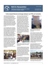 NACA Newsletter, Volume XXVIII, No. 3, July-September 2013