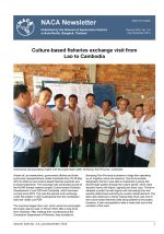 NACA Newsletter, Volume XXIX, No. 3-4, July-December 2014