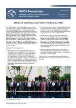 NACA Newsletter, Volume XXIX, No. 2, April-June 2014