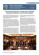 NACA Newsletter, Volume XXIX, No. 1, January-March 2014