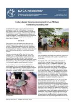 NACA Newsletter, Volume XXVIII, No. 4, October-December 2013