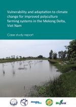 Vulnerability and adaptation to climate change for polyculture systems, Vietnam
