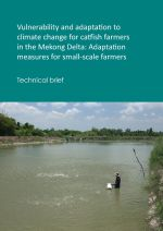 Technical brief: Vulnerability and adaptation to climate change for catfish farmers, Mekong Delta