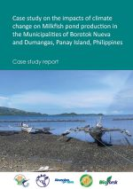 Case study on the impacts of climate change on milkfish pond production in Panay Island, Philippines