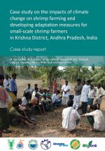 Case study on the impacts of climate change on shrimp farming in Andhra Pradesh, India