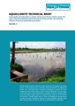 Technical brief: Climate change vulnerability and adaptation for improved extensive shrimp farming in Vietnam