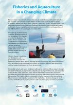 Policy brief: Fisheries and aquaculture in a changing climate