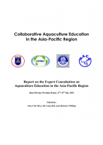 Report of the Expert Consultation on Aquaculture Education in the Asia-Pacific, Hanoi, Vietnam, 11-15 May 2000