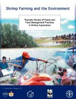 Thematic review of feeds and feed management practices in shrimp aquaculture