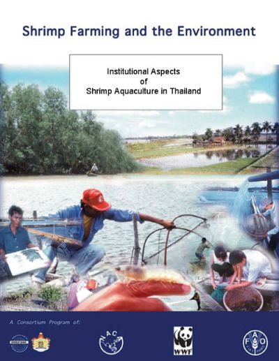 A case study on institutional aspects of shrimp aquaculture