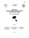 Quarterly Aquatic Animal Disease Report, July-September 2016