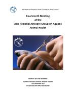 Report of the fourteenth meeting of the Asia Regional Advisory Group on Aquatic Animal Health, 23-25 November 2015