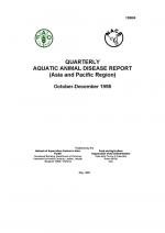 Quarterly Aquatic Animal Disease Report, October-December 1998