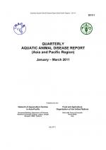 Quarterly Aquatic Animal Disease Report, January-March 2011