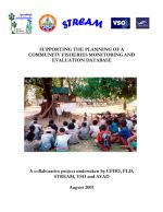Supporting the planning of a community fisheries monitoring and evaluation database