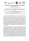 Urgent update on possible worldwide spread of tilapia lake virus (TiLV).