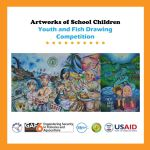 Youth and Fish Drawing Competition Art Book