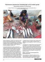 Fisherwomen empowerment: Shedding light on the invisible gender