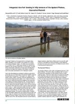 Integrated rice-fish farming in hilly terraces of the Apatani Plateau, Arunachal Pradesh