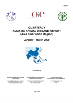 Quarterly Aquatic Animal Disease Report, January-March 2020
