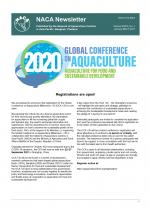 NACA Newsletter, Vol. XXXVI No. 1, January-March 2021