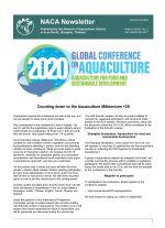 NACA Newsletter, Vol. XXXVI, July-September 2021